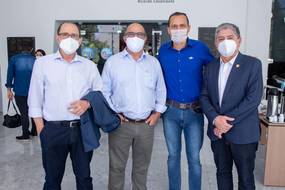 Luiz Toniato, João Carlos Golveia, Eduardo Diogo E Sampaio Filho