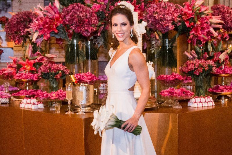 Bridal glow - Estilista Marcelo Quadros fala sobre a criação do vestido de casamento de Manoela Rolim