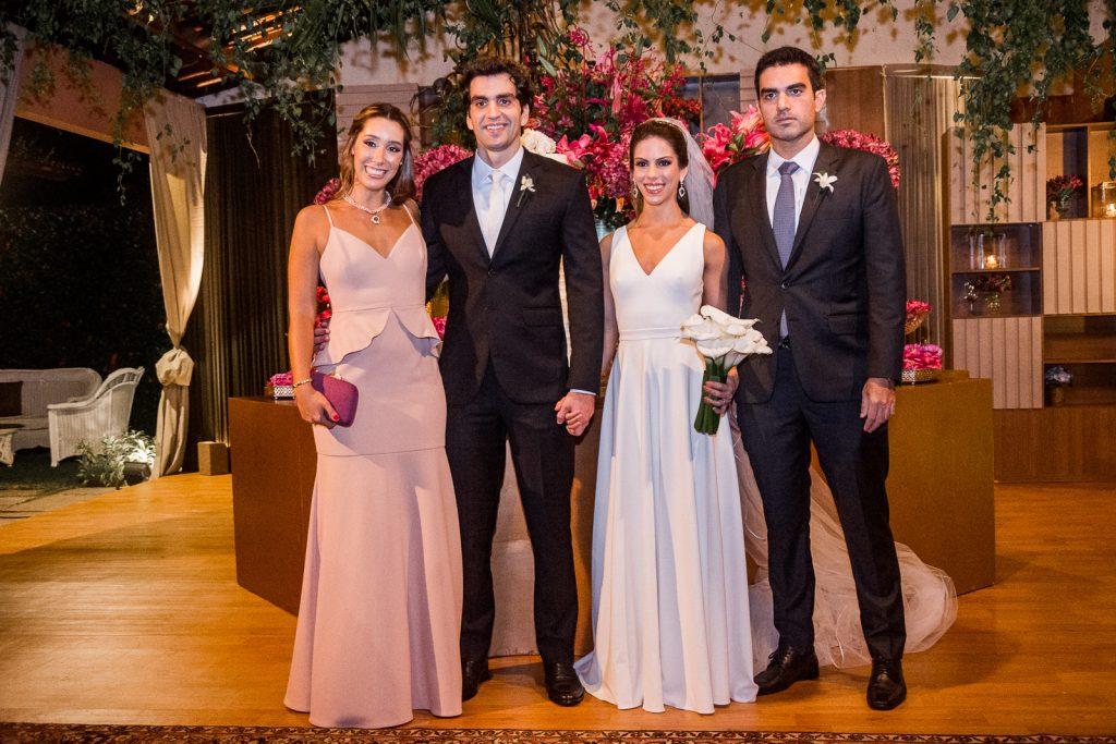 Manuela Melo, Raphael Nogueira, Manuela Rolim E Rodrigo Nogueira