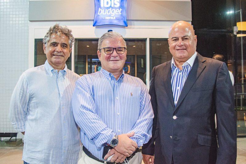 Expansão dos negócios - Luciano Cavalcante inaugura o IBIS Budget Praia de Iracema