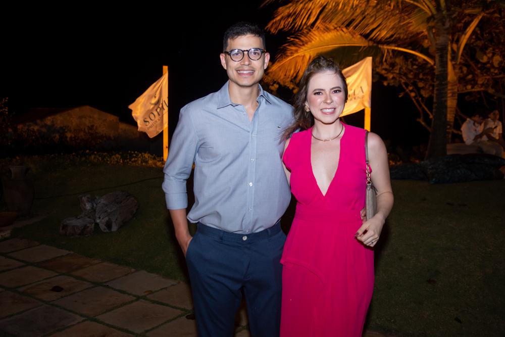 Marcelo Lima E Natalia Dall'olio Lima
