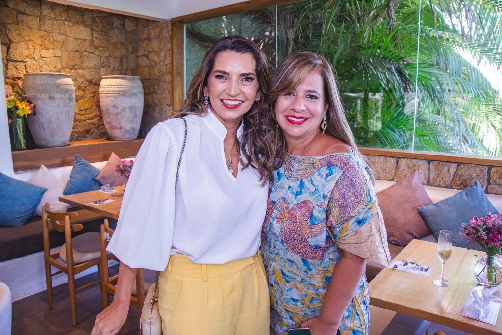 Marcia Travessoni E Martinha Assuncao