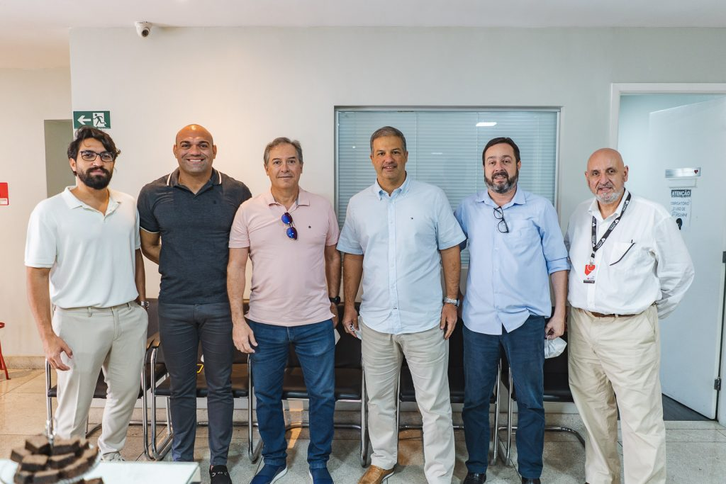 Marcos Costa, Araujo, Pedro Saboya, Aderaldo Soares, Fernando Bezerra E Eduardo Passos