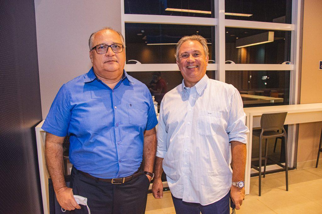 Marcos Pinheiro E Daniel Moura
