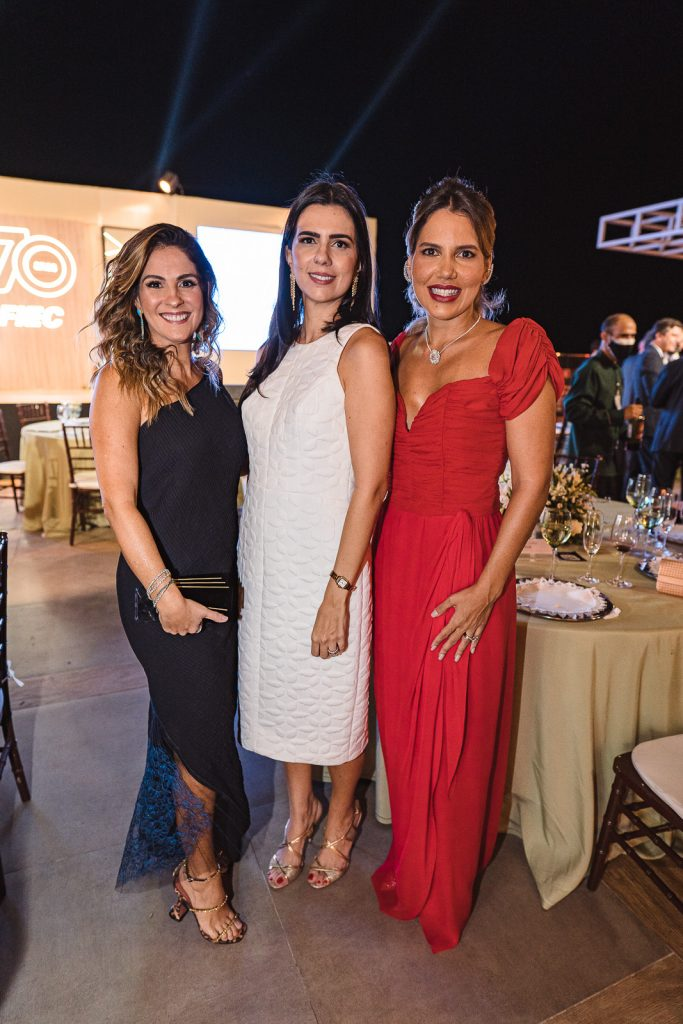 Mariana Mota, Priscila Fontinele E Ana Cacorlina Fontenele