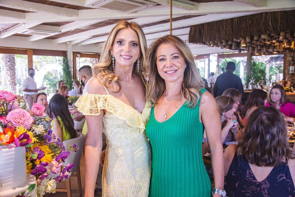 Michelle Aragao E Sandra Machado