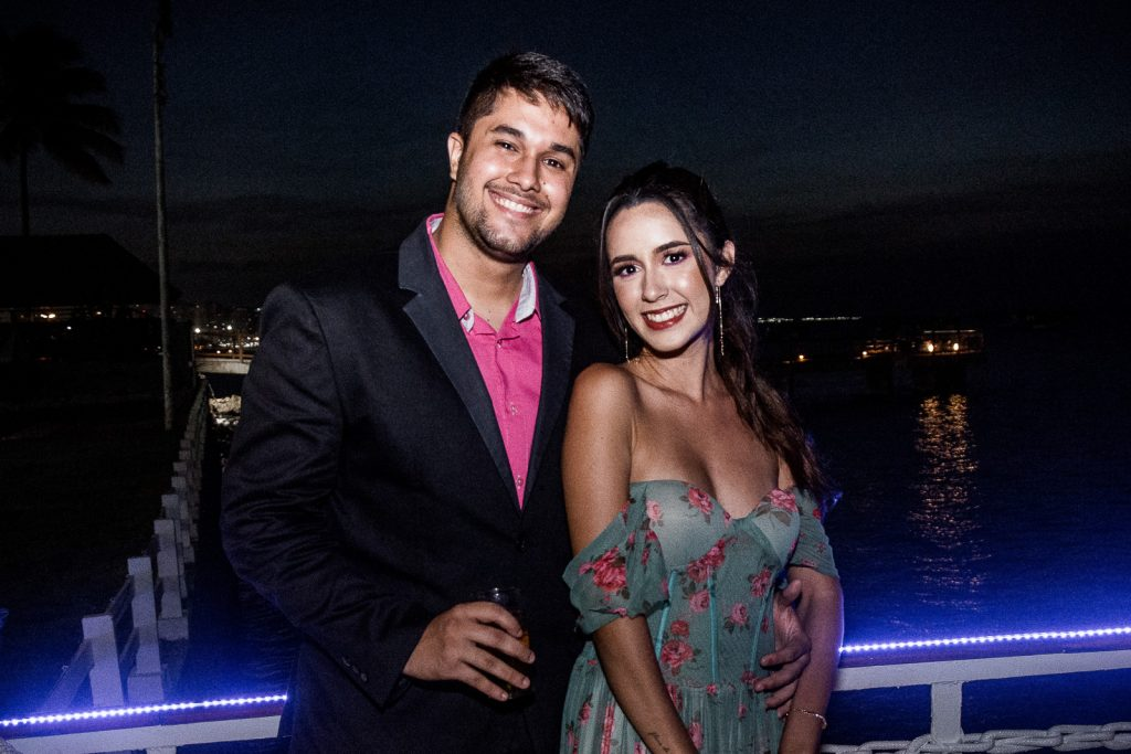 Miguel Gomes E Bianca Kelly
