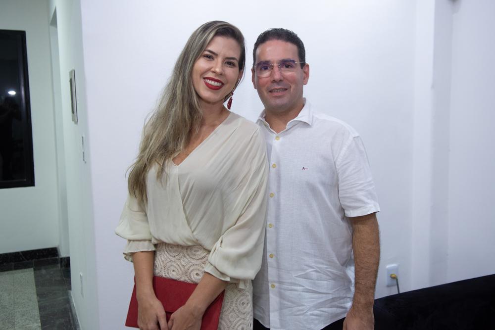 Mirena Noronha E Roberto Araújo