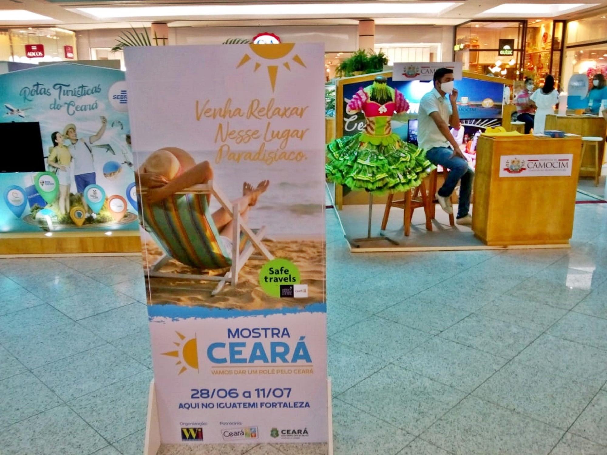 Depois do sucesso no Iguatemi Fortaleza, Mostra Ceará chega ao Rio de Janeiro.