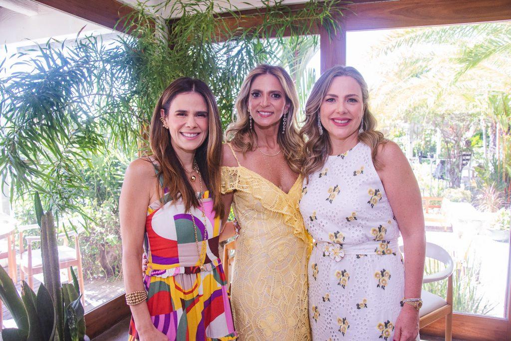 Nadia Bezerra, Michelle Aragao E Suyane Dias Branco