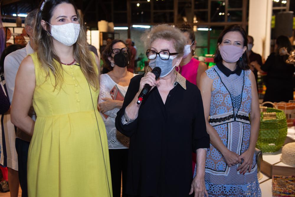 Onélia Santana, Socorro França E Patrícia Liebmann (2)