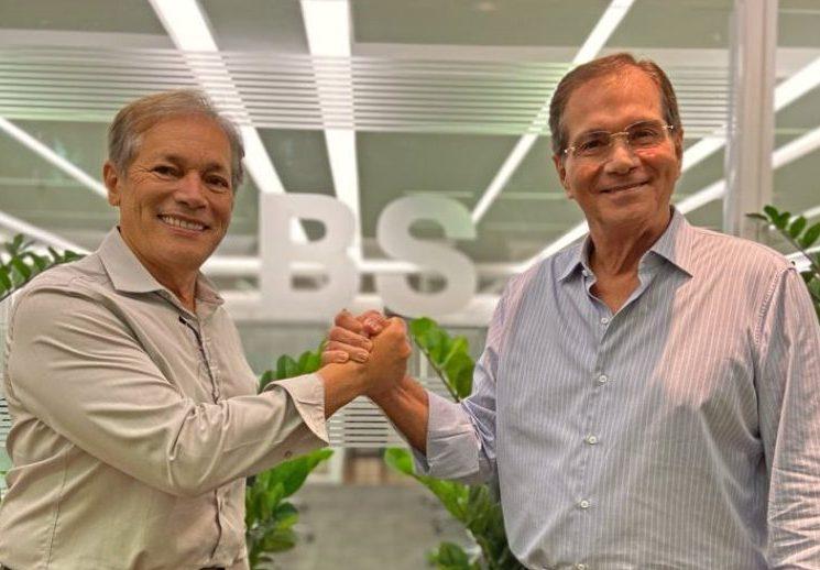 Beto Studart e Otacílio Valente selam parceria para a construção do BS Ville