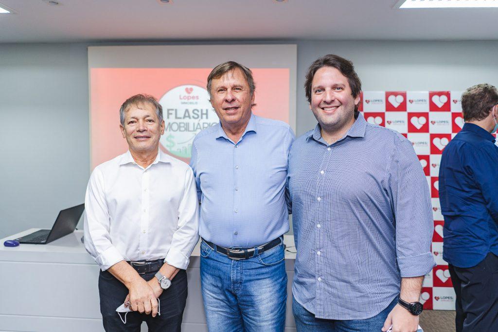 Otacilio Valente, Jose Simoes E Daniel Simoes