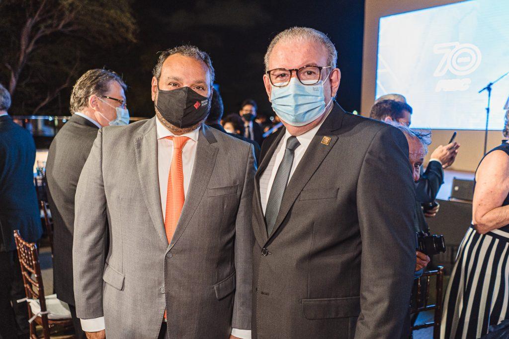 Patriolino Dias E Ricardo Cavalcante