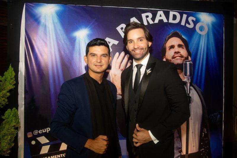 Cinema Paradiso - Philipe Dantas reúne uma turma das boas para o lançamento de novo clipe