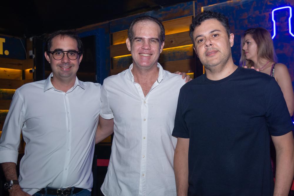 Pedro De Castro, Célio Gurgel E Gustavo Cruz (1)