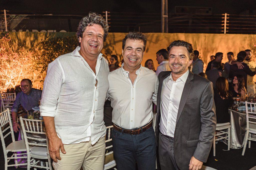 Pedro Freitas, Duda Brigido E Pedro Ivo