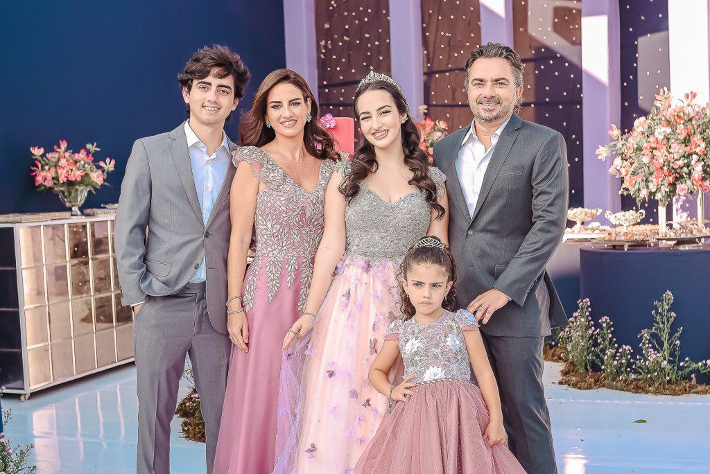 Pedro, Giselle, Leticia, Lidia E Pedro Ivo Frota (3)