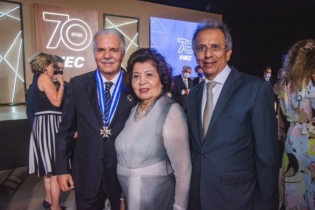 Pio Rodrigues, Edyr Rolim E Eduardo Rolim