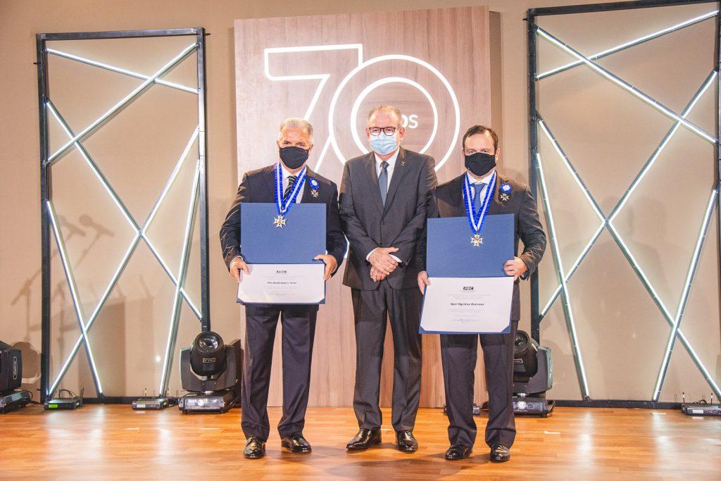 Pio Rodrigues, Ricardo Cavalcante E Igor Queiroz Barroso (1)