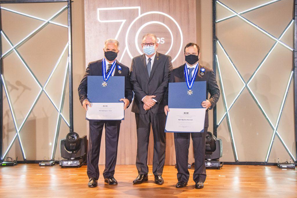 Pio Rodrigues, Ricardo Cavalcante E Igor Queiroz Barroso (2)