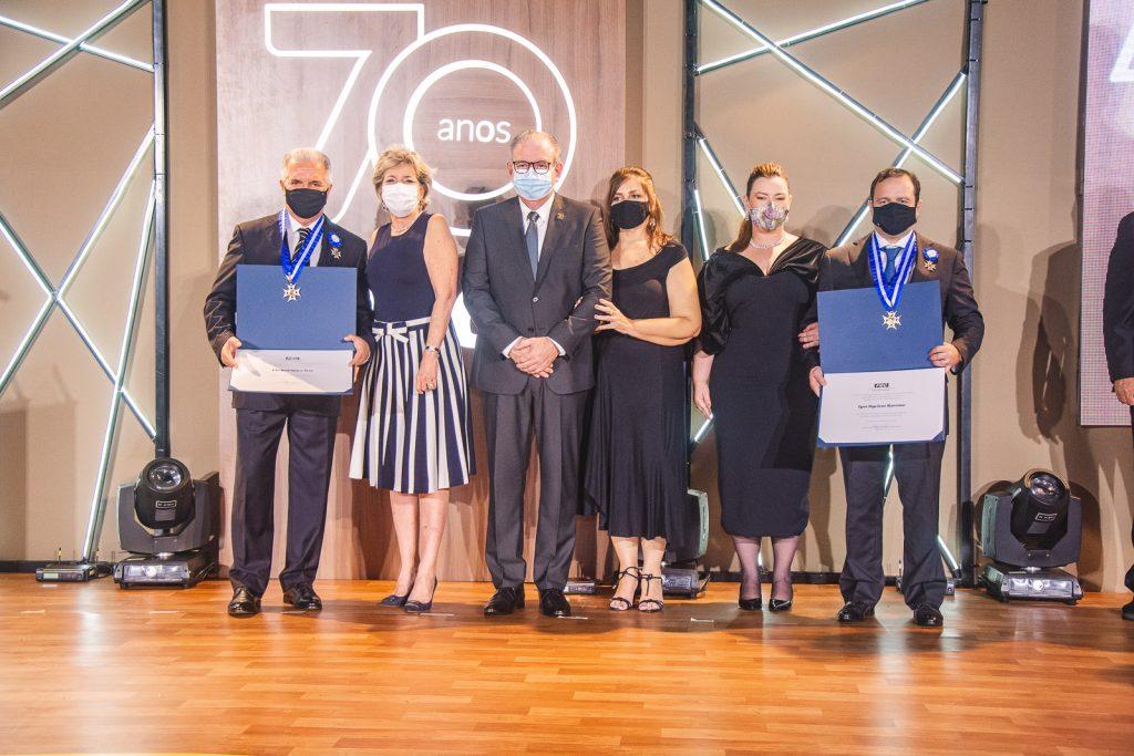 Pio Rodrigues, Stella Rolim, Ricardo Cavalcante, Rosangela Cavalcante, Aline Barroso E Igor Queiroz Barroso (1)