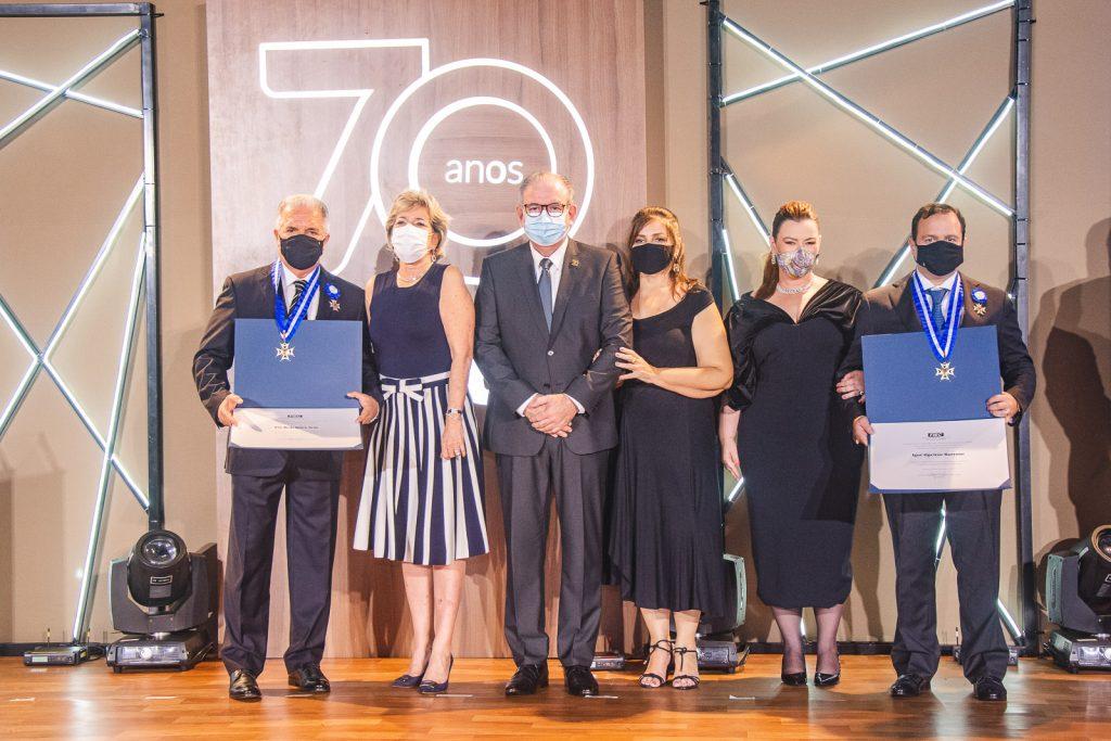 Pio Rodrigues, Stella Rolim, Ricardo Cavalcante, Rosangela Cavalcante, Aline Barroso E Igor Queiroz Barroso (2)