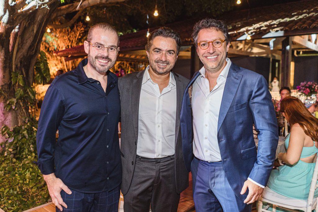 Prisco Bezerra, Pedro Ivo E Francisco Marinho