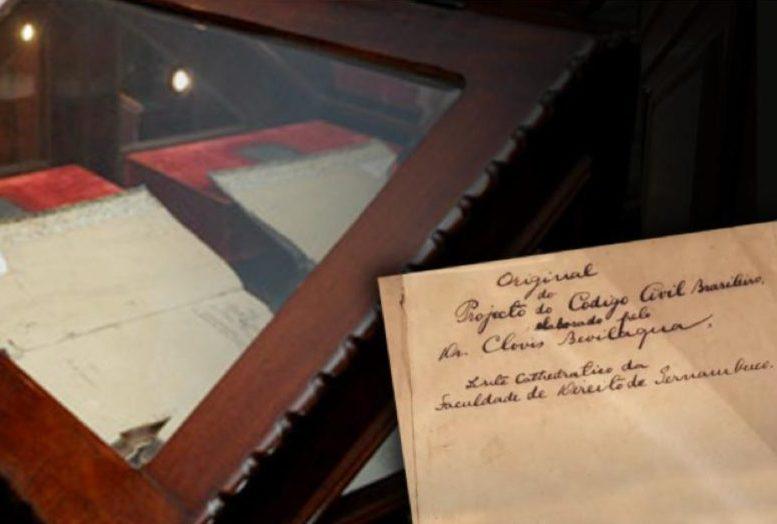 TJCE resgata documentos históricos e peças do Memorial do Poder Judiciário