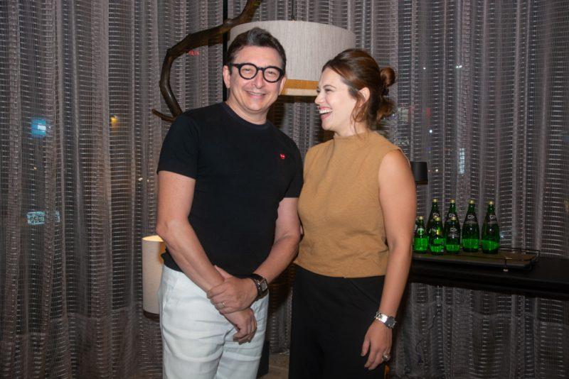 New Deck - Liliane Meira reúne convidados especiais para o lançamento da nova coleção da DonaFlor Mobília