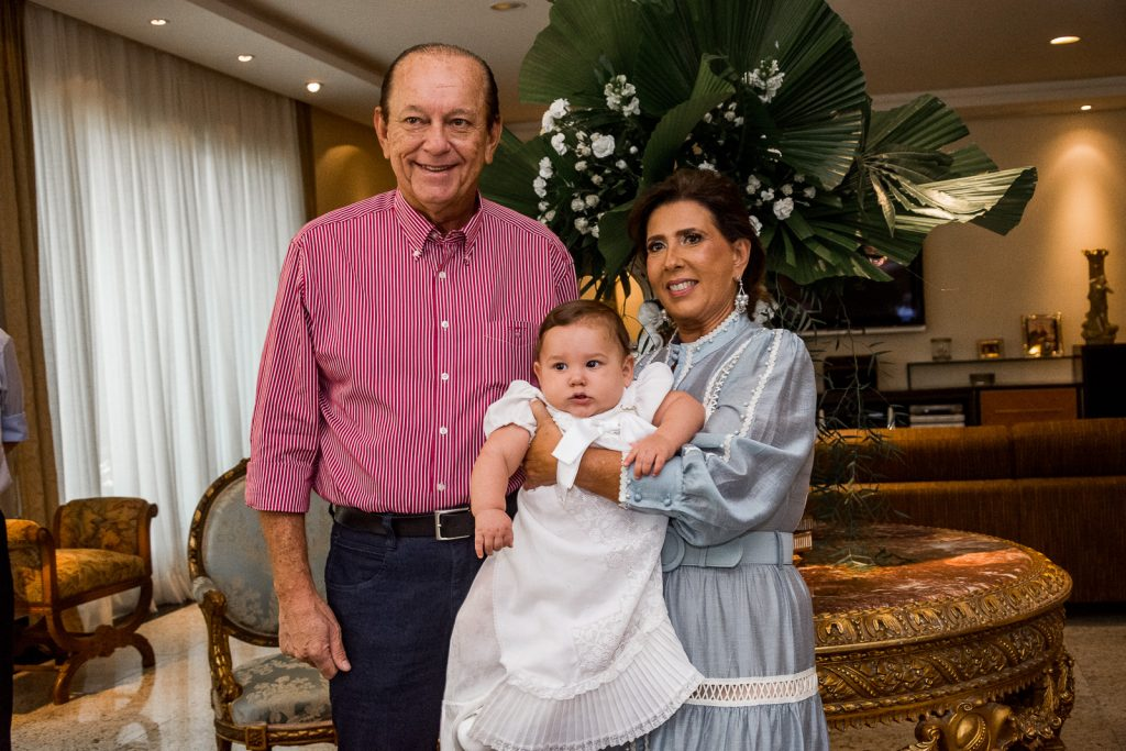 Rafael Leal, Emanuel Dias Branco E Regina Dias Branco