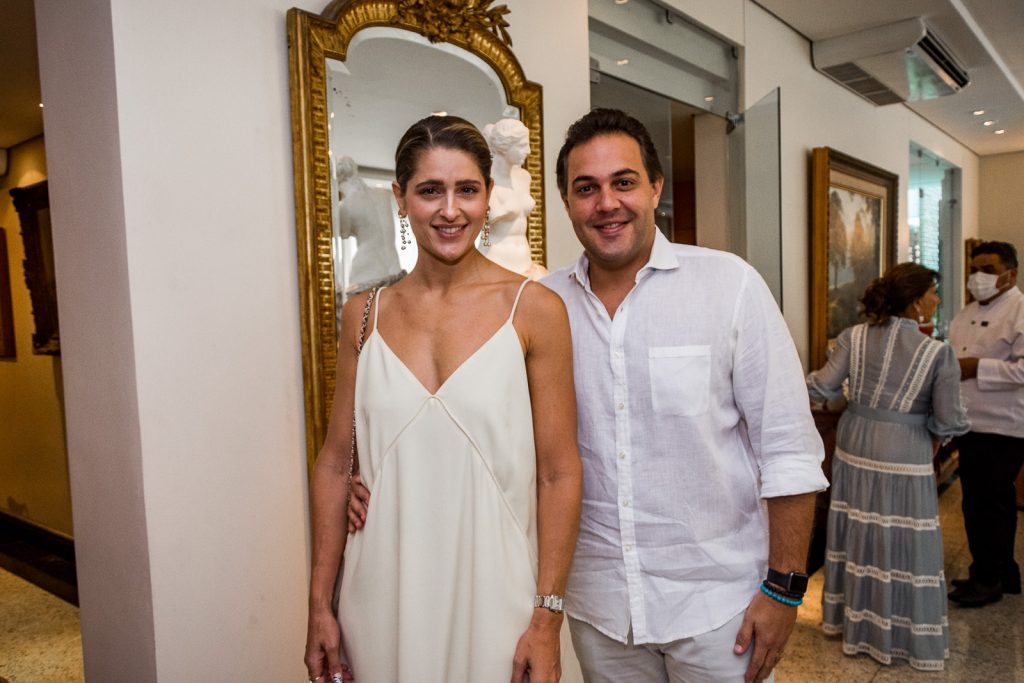 Rebeca Leal E Bruno Bastos