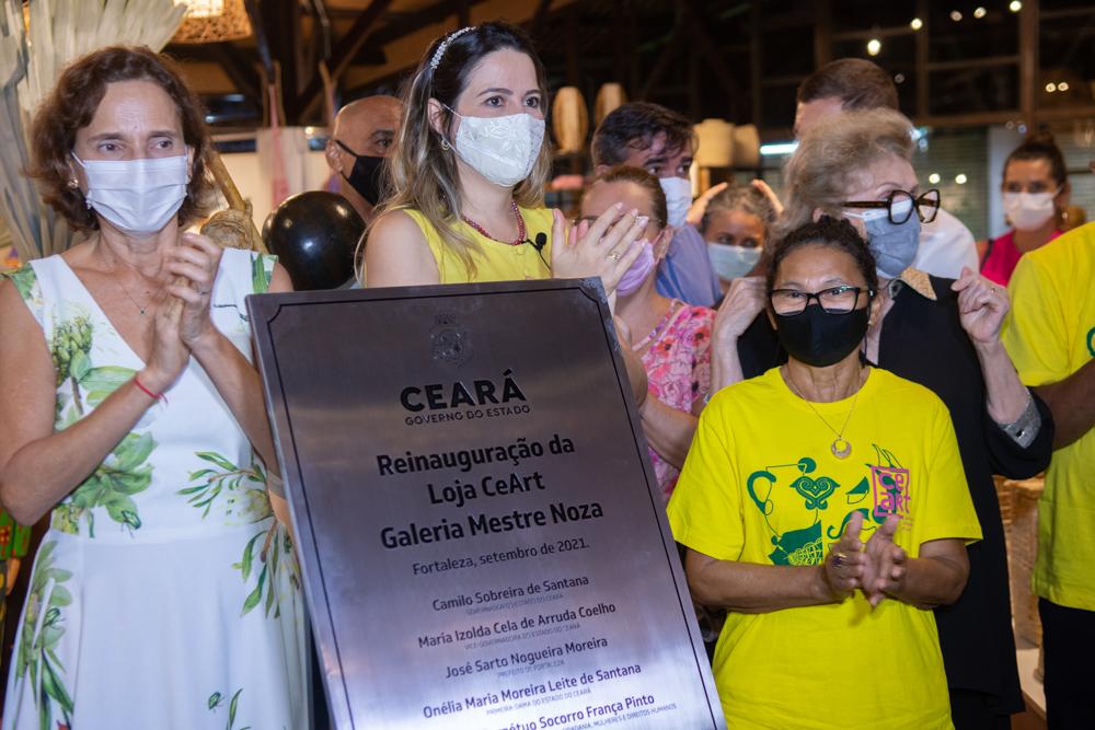 Reinauguração Da Loja Ceart (22)