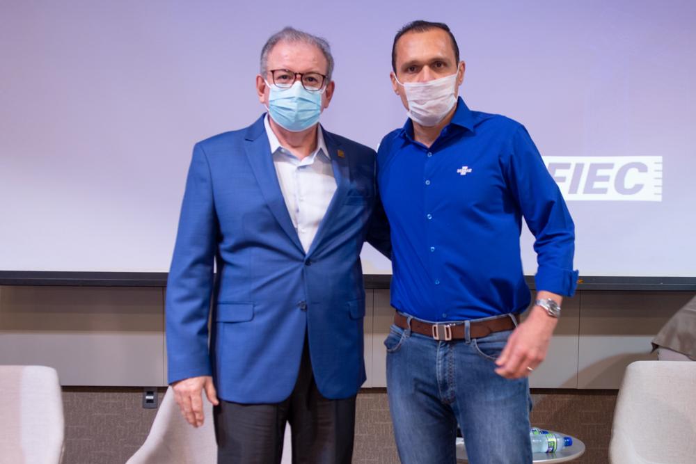 Ricardo Cavalcante E Eduardo Diogo