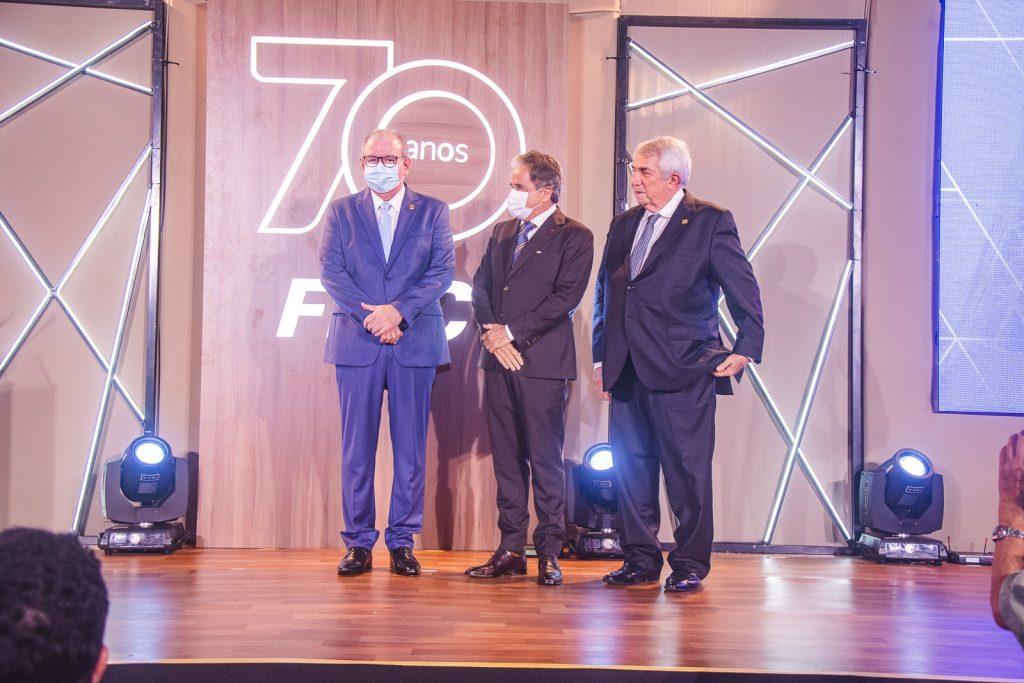 Ricardo Cavalcante, Ivan Bezerra E Roberto Macedo (2)
