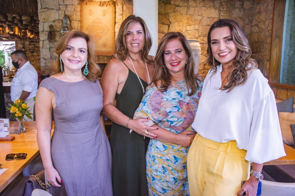 Roberta Ary, Nara Amaral, Martinha Assuncao E Marcia Travessoni