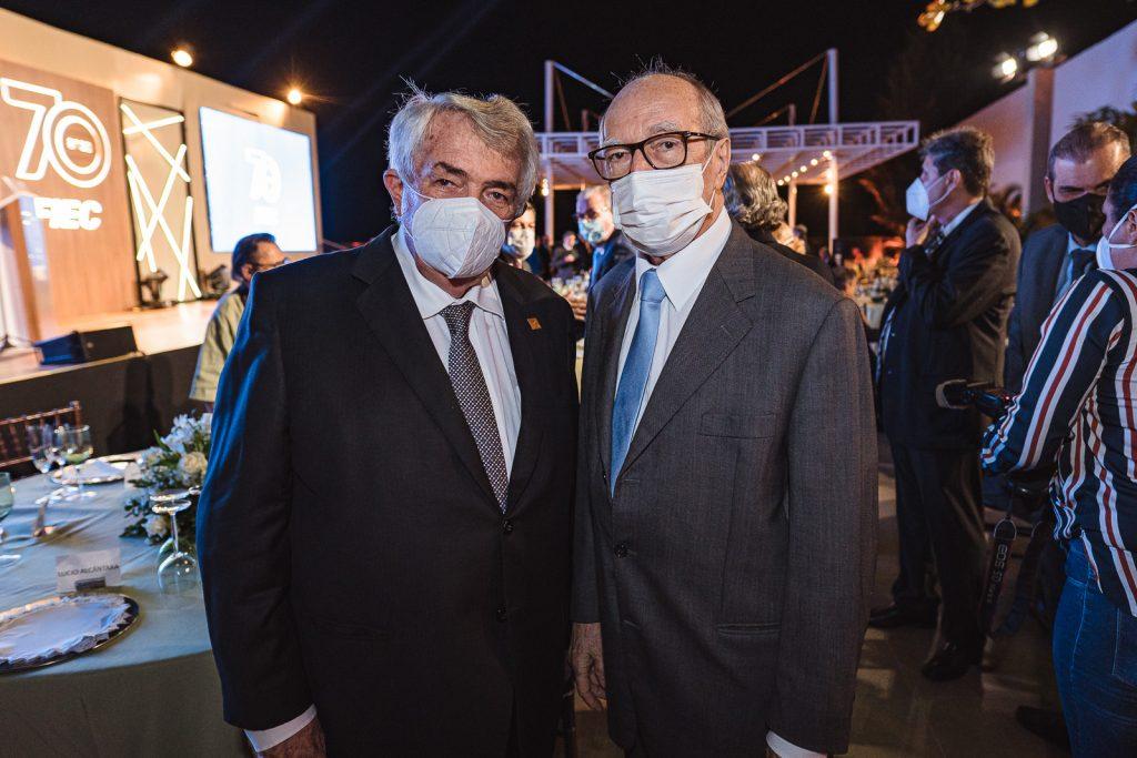 Roberto Macedo E Lucio Alcantara