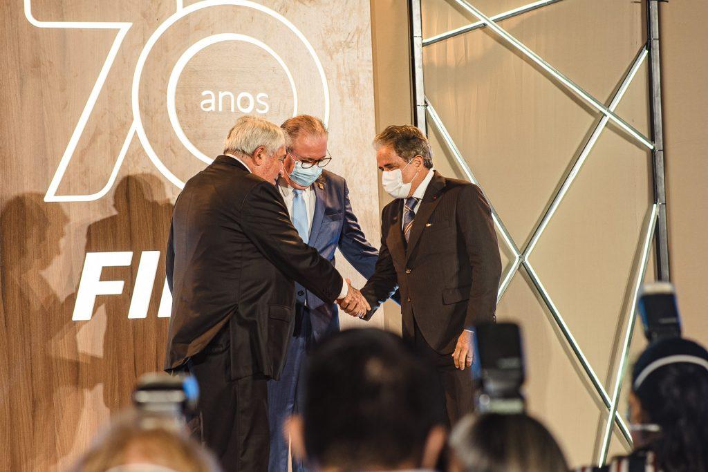 Roberto Macedo, Ricardo Cavalcante E Ivan Bezerra