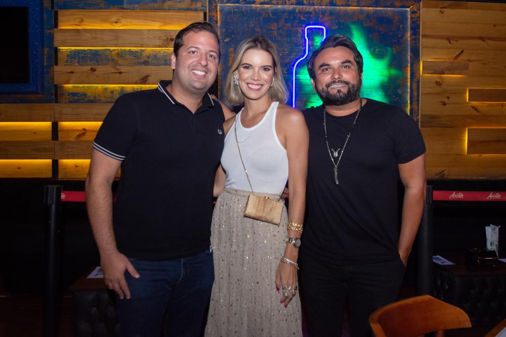 Rodrigo E Nathalia Ponte, E Waguinho