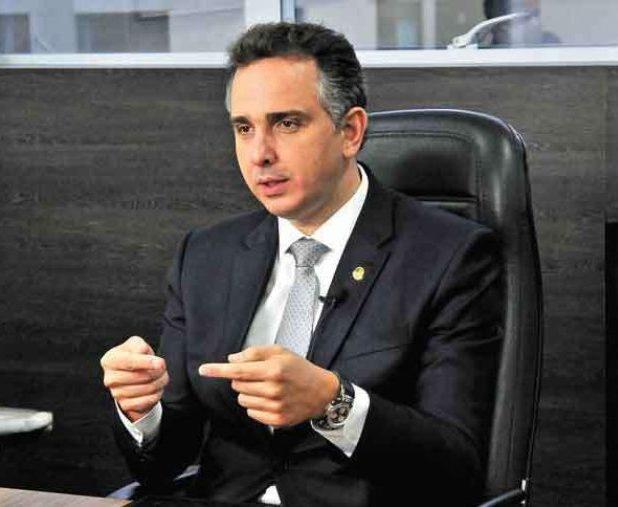 Rodrigo Pacheco solicita ajuda do NDB para a retomada econômica do Brasil