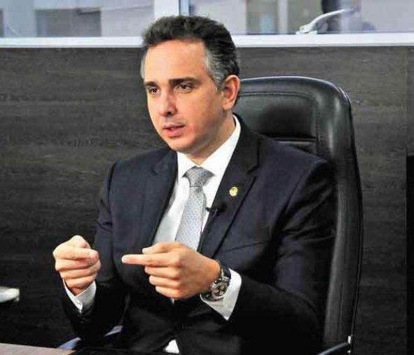 Rodrigo Pacheco suspende sessões que seriam realizadas no Senado esta semana
