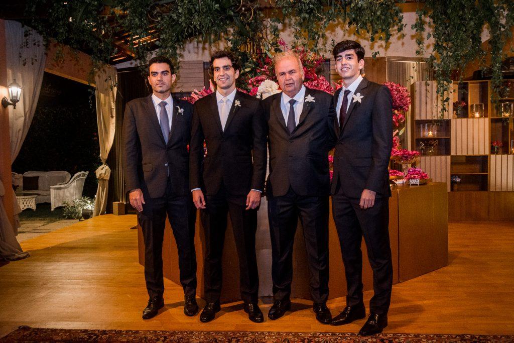 Rodrigo, Raphael, Aroldo E Leonardo Nogueira