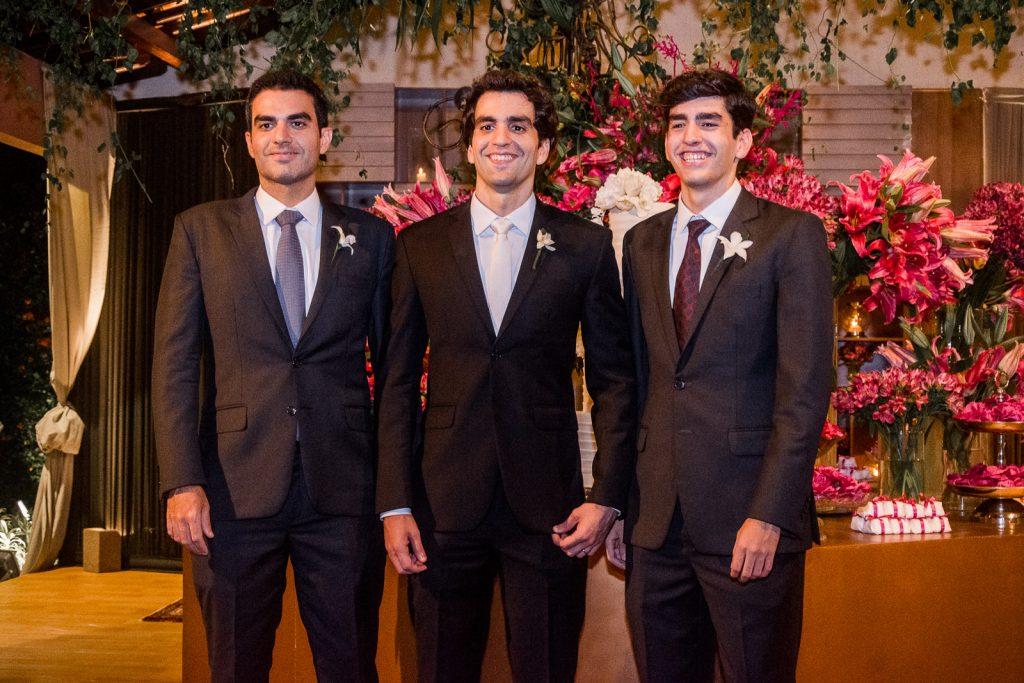 Rodrigo, Raphael E Leonardo Nogueira