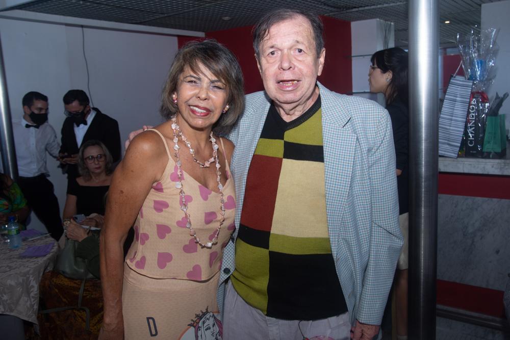 Selma Cabral E Flávio Torres