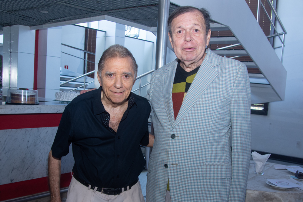 Serginho Ferreira E Flávio Torres