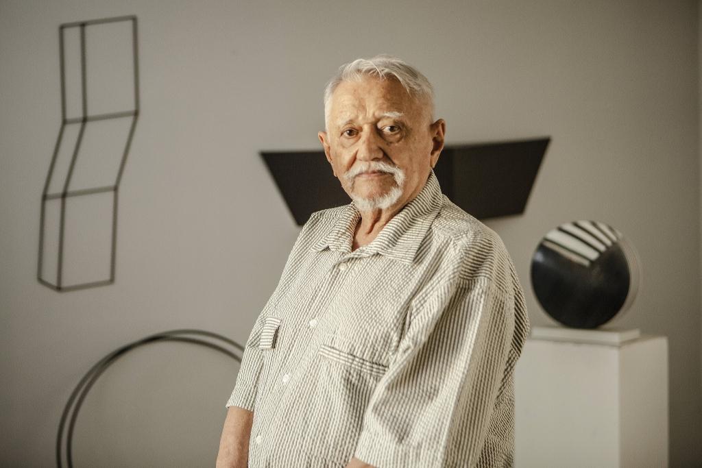 Pinakotheke São Paulo abre exposição em homenagem a Sérvulo Esmeraldo