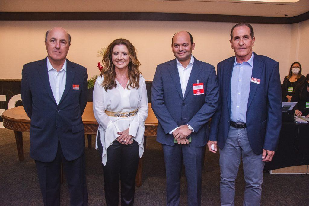 Silvio Frota, Emilia Buarque, Otilio Ferreira E Joao Fiuza (1)