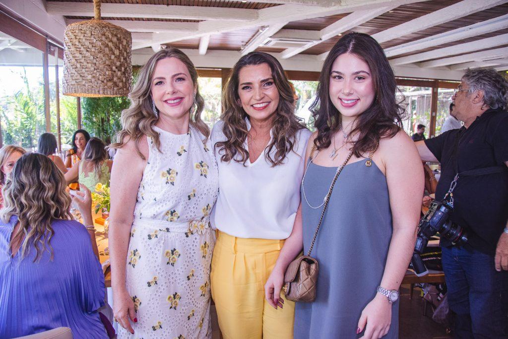 Suyane Dias Branco, Marcia Travessoni E Marcela Dias Branco