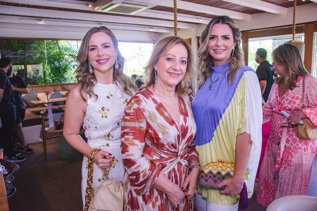 Suyane Dias Branco, Tania Teixeira E Tais Pinto