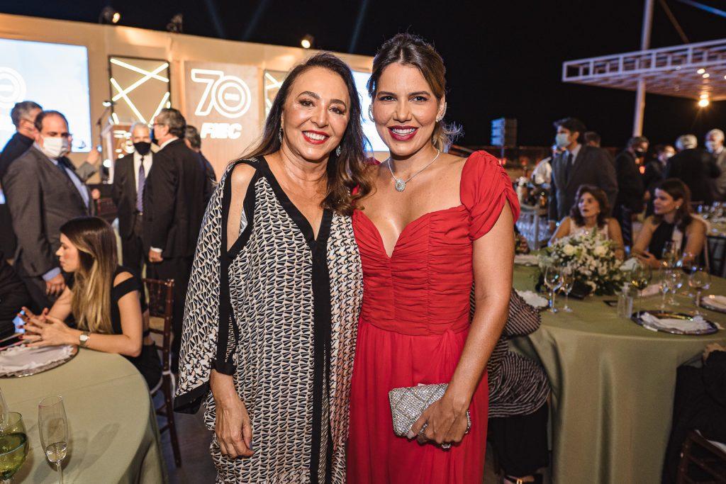 Tania Sales E Ana Carolina Fontenele